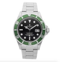 Rolex Submariner Date 16610LV 2006 occasion