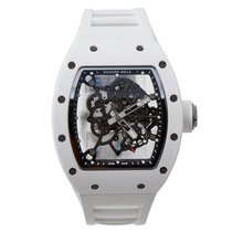 Richard Mille Ceramic 49.9mm Manual winding Rm055 new United States of America, California, Los Angeles