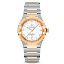 Omega Constellation Gold/Steel 29mm Mother of pearl Australia, Melbourne