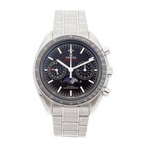 Omega Speedmaster Professional Moonwatch Moonphase Steel 44.2mm Black No numerals United States of America, Pennsylvania, Bala Cynwyd