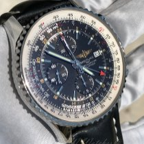 Breitling A2432212/B726 Steel Navitimer World 46mm pre-owned United States of America, Texas, Frisco