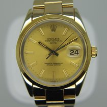 Rolex Oyster Perpetual Date 15505 1983 pre-owned