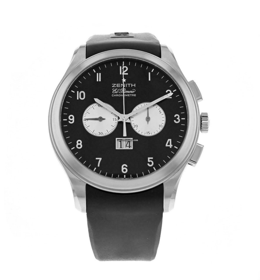 Zenith Grande Class Grande Date 44mm Chronograph Automatic Men's Watch