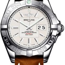 Breitling Galactic 41 Steel United States of America, Iowa, Des Moines