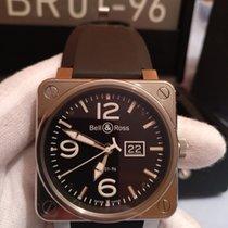 Bell & Ross BR 01-96 Grande Date Stahl 46mm