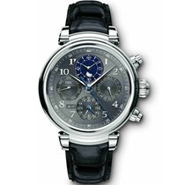 IWC new Automatic Small Seconds 43mm Steel Sapphire Glass