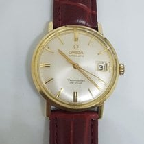 Omega Seamaster DeVille Good Gold/Steel 34mm Automatic India, MUMBAI