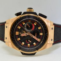 Hublot King Power Rose gold 48mm Black No numerals United States of America, New York, Massapequa