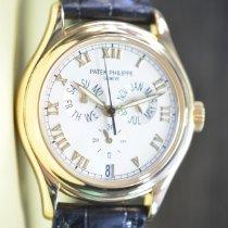 Patek Philippe Annual Calendar Yellow gold 37mm White Roman numerals United States of America, New York, New York
