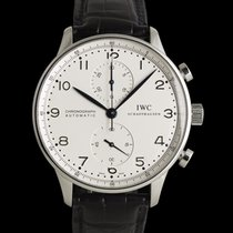 IWC Steel 41mm Automatic 3714 pre-owned