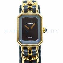 Chanel Or jaune Quartz Noir occasion Première