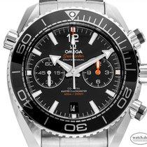 Omega Seamaster Planet Ocean Chronograph 215.30.46.51.01.001 neu