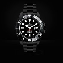 Rolex SUBMARINER BLACK-OUT CUSTOMIZATION