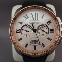 Cartier Calibre de Cartier steel/gold Chrono 42mm