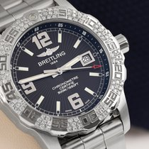 Breitling Colt 44 Steel 44mm Blue