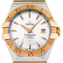 Omega Constellation Ladies 31mm Mother of pearl