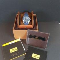 Breitling Superocean 44 Date Blue Dial