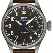 IWC Große Fliegeruhr neu 2019 Automatik Uhr mit Original-Box und Original-Papieren IW501004