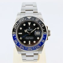 Rolex GMT Master II Blue/Black 116710BLNR 2017 Batman