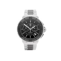 TAG Heuer Formula 1 Lady Steel 41mm Black