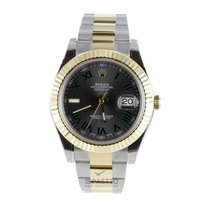 Rolex Datejust II Discontinued Model Fully Stickered