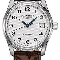 Longines Master Collection Steel 29mm Silver United States of America, New York, Airmont