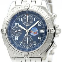 Breitling Chronomat Automatic Stainless Steel Men's Sports...