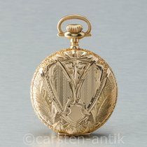 Splendor Uhren armand schwob freres heavy 18k gold splendor anchor for
