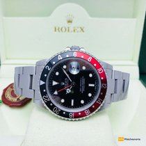 Rolex GMT Master II.  16710-T.  Box & Documens.