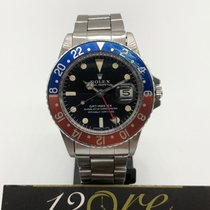 Rolex GMT-Master 1675 Long E RED Bezel