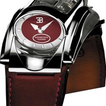 Parmigiani Fleurier Bugatti 32mm Red United States of America, California, Beverly Hills