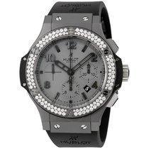 Hublot Big Bang Tantalum Mat 45mm with Original Diamonds Bezel