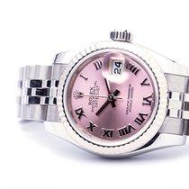 Rolex Lady-Datejust usado 26mm Aço