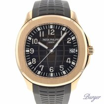 Patek Philippe Aquanaut 5167 Roze Gold NEW