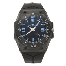 Linde Werdelin 46mm Automatic pre-owned Hard Black III Black