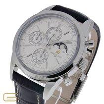 Breitling Transocean Chronograph 1461 Stahl 43mm Silber Deutschland, Köln