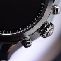 Montblanc Summit 2 Steel / Black / 42mm Smartwatch ref. 119440