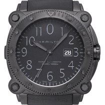 Hamilton Khaki Navy BeLOWZERO new