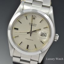 Rolex Oyster Precision Steel 34mm Silver No numerals United States of America, Arizona, Scottsdale