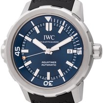 IWC Aquatimer Automatic Steel 44mm Blue United States of America, Texas, Austin