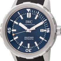 IWC Aquatimer Automatic Steel 42mm Blue United States of America, Texas, Austin