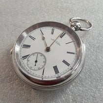 Waltham Silver 57mm Manual winding 13643208 pre-owned