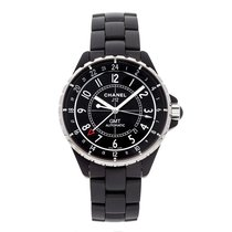 Chanel J12 pre-owned 41mm Ceramic