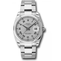 Rolex Oyster Perpetual Date 115200 new