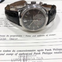 Patek Philippe Annual Calendar Chronograph 5960P-001 2006 pre-owned