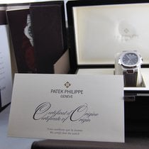 Patek Philippe 5711G-001 Ouro branco 2007 Nautilus 40mm usado