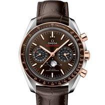 Omega Speedmaster Professional Moonwatch Moonphase 304.23.44.52.13.001 2020 nouveau