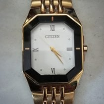 Citizen Gold/Steel 28mm Quartz 1032-B06681 M pre-owned