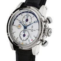 Louis Moinet Steel Automatic LM-24.10.60 new