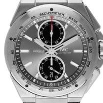 IWC Ingenieur Chronograph Racer Stahl 46mm Grau Keine Ziffern Deutschland, Bad Abbach